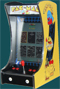 Pac Man mini arcade upright